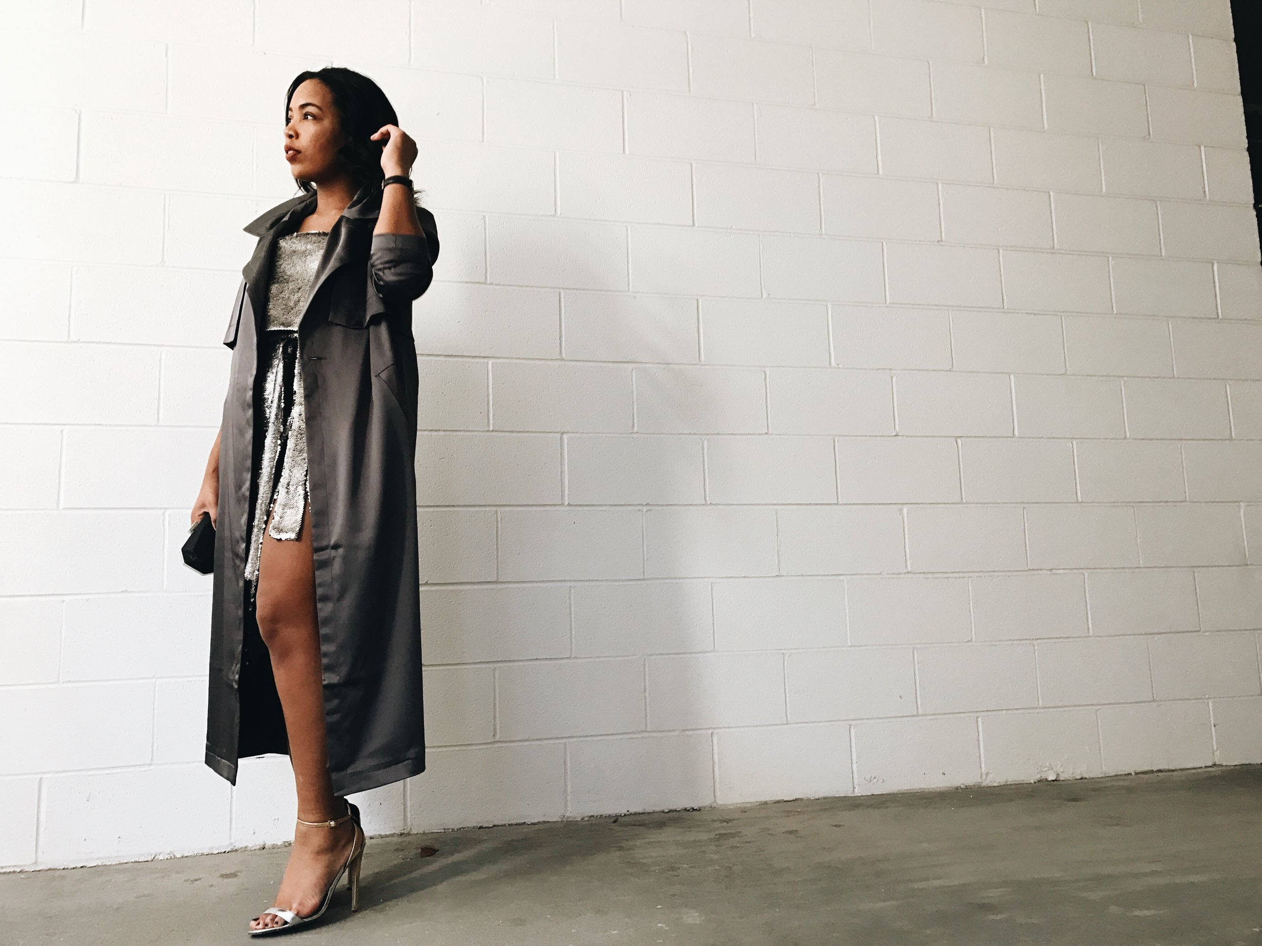 Lavish-Alice-Sequin-Dress-ASOS-Satin-Trench-Coat-Metallic-Heels-NYE-outfit.jpg