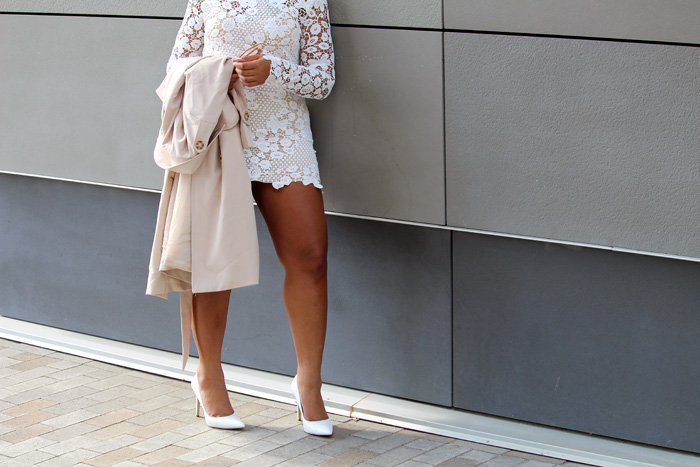 Robinson-Style-Shop-Trench-and-Long-Sleeve-Lace-Mini-Dress-BCBG-pumps-Banana-Republic-sunglasses-11.jpg
