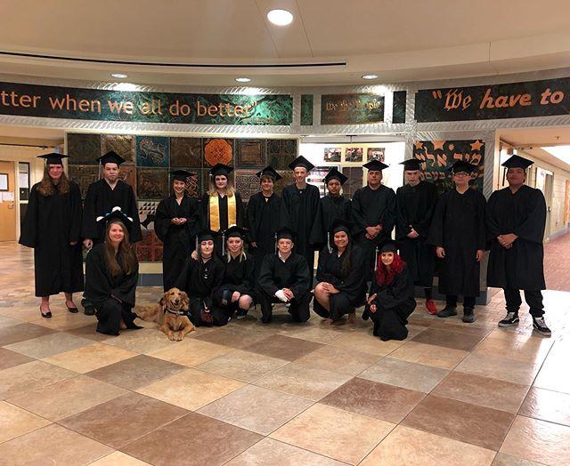 Congratulations 2019 graduates! #academicarts