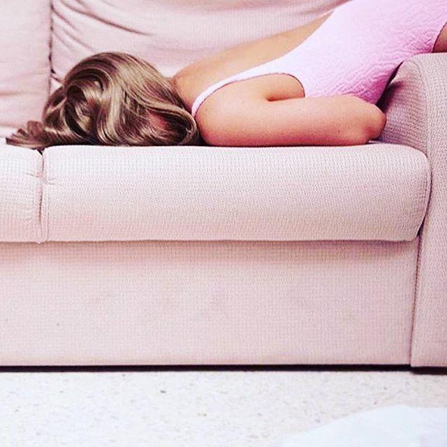 #monday #vibes #pink #paradise #freelance #life