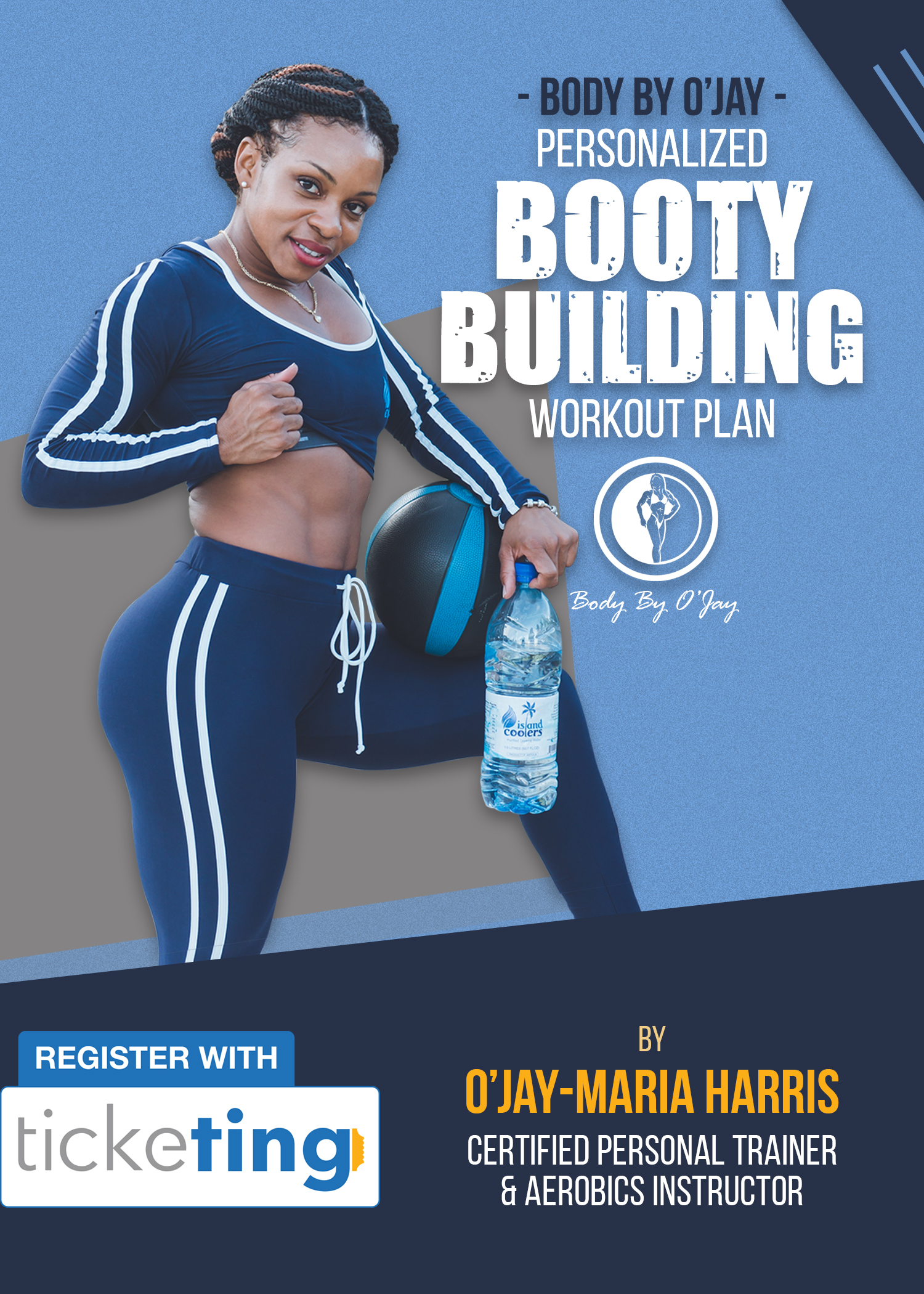 Personalized Booty Building Workout Plan 5x7in Flyer.jpg