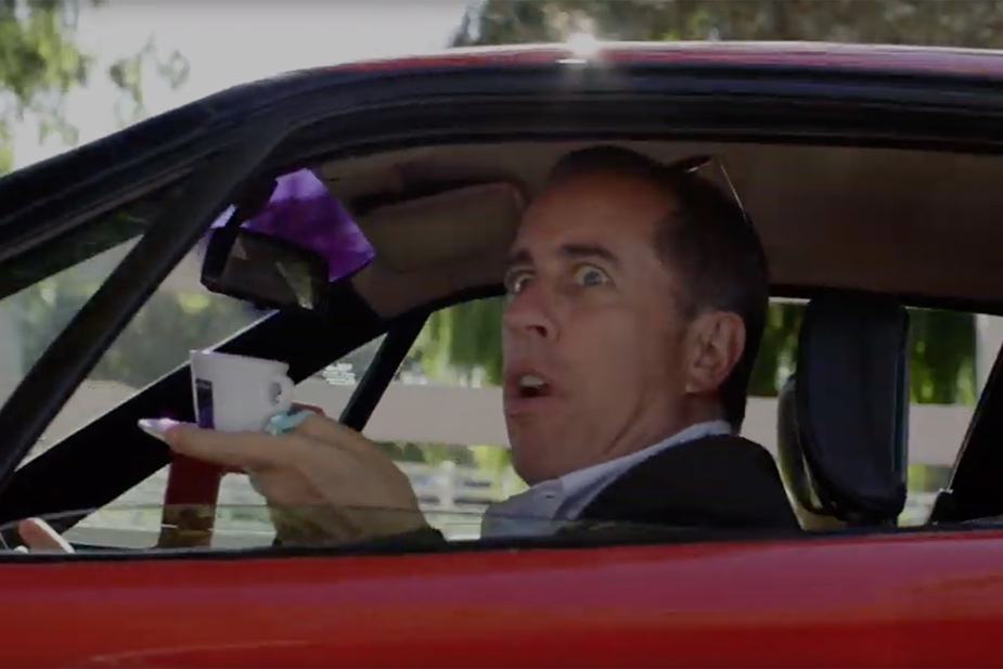 LAVAZZA: COMEDIANS IN CARS GETTING COFFEE S11 PARTNERSHIP | BROADCAST -