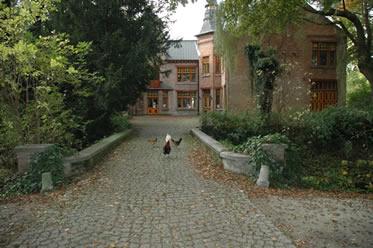 Dubbelglas Torhout: kunst in etalages: november 2009