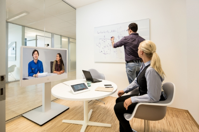Back to the Future … of the Workplace! -