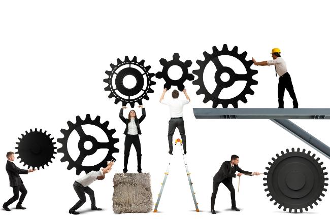 Teamwork Makes the Dream Work -