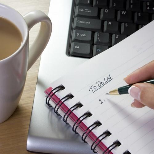 Tips to Managing Organizational Priorities Day 1 -