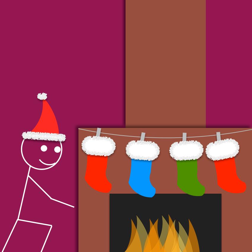 Executive Holiday Stockings -