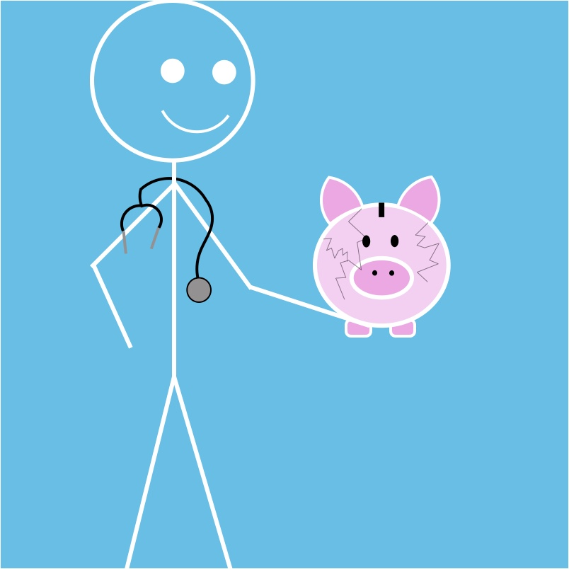 Canadian Doctors Pushed Themselves Away From the (Pay) Table -