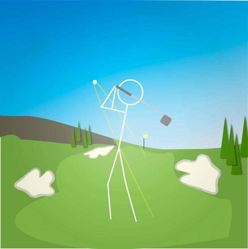 Incentive Pay is Like a Par 4 Golf Hole -