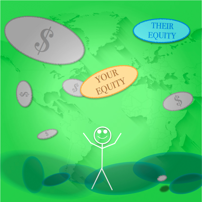 """Startup Equity: Comparing Your """"Currency"""" to a Competitor's  - (Part 4 of an n part series)"""