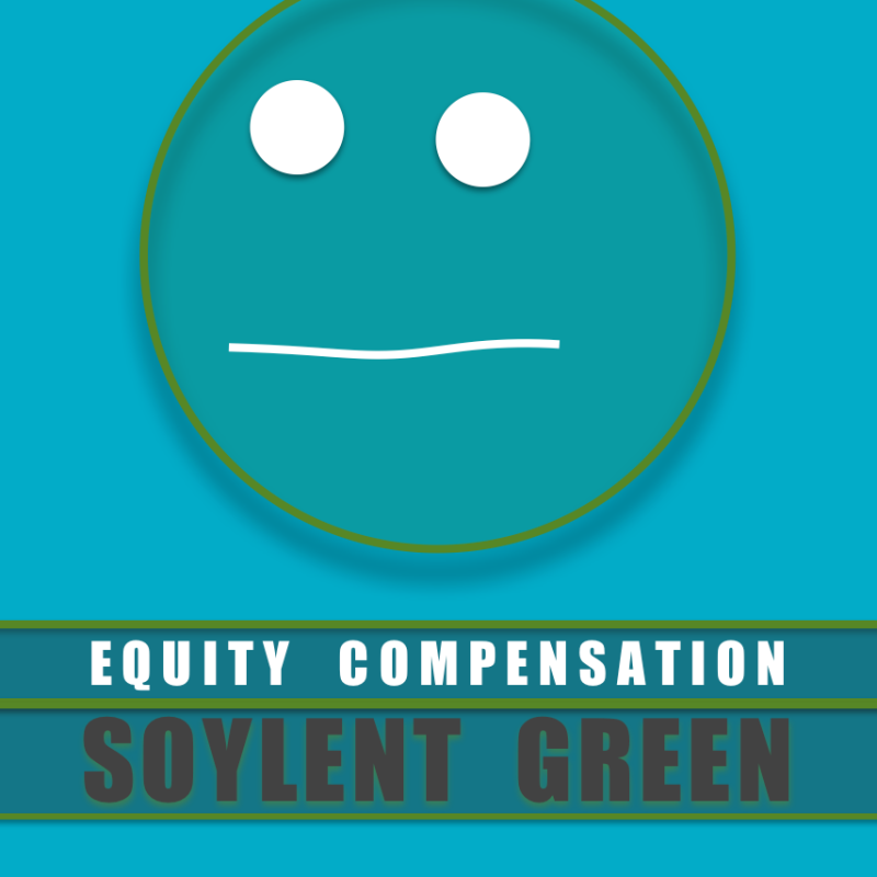 Soylent Green Stock Options -