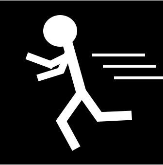 How Fast Would You Run in the Dark? -