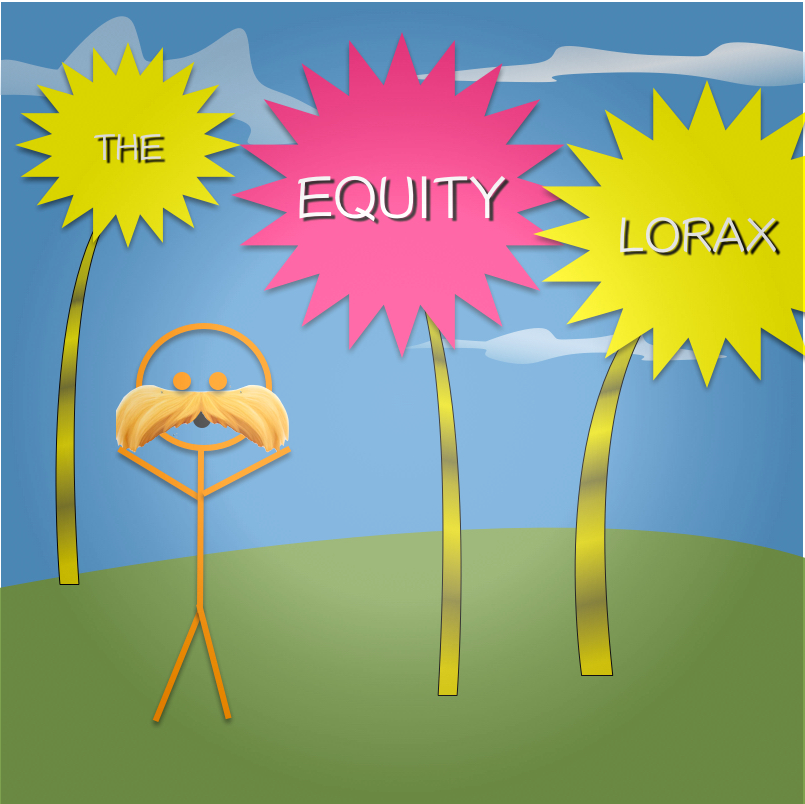The Lorax Explains Equity Compensation -