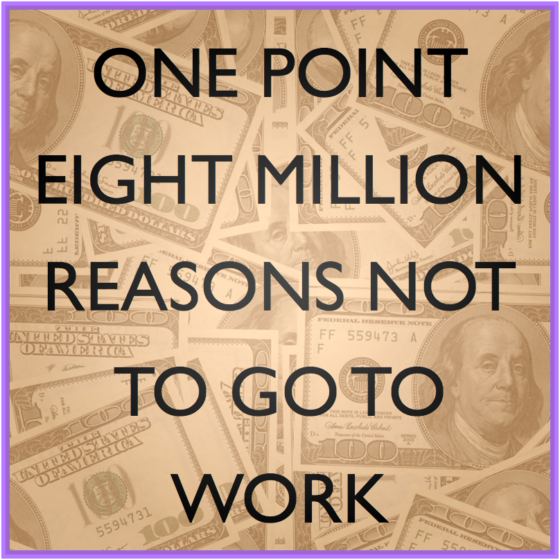 1.8 Million Reasons NOT to Become CEO -