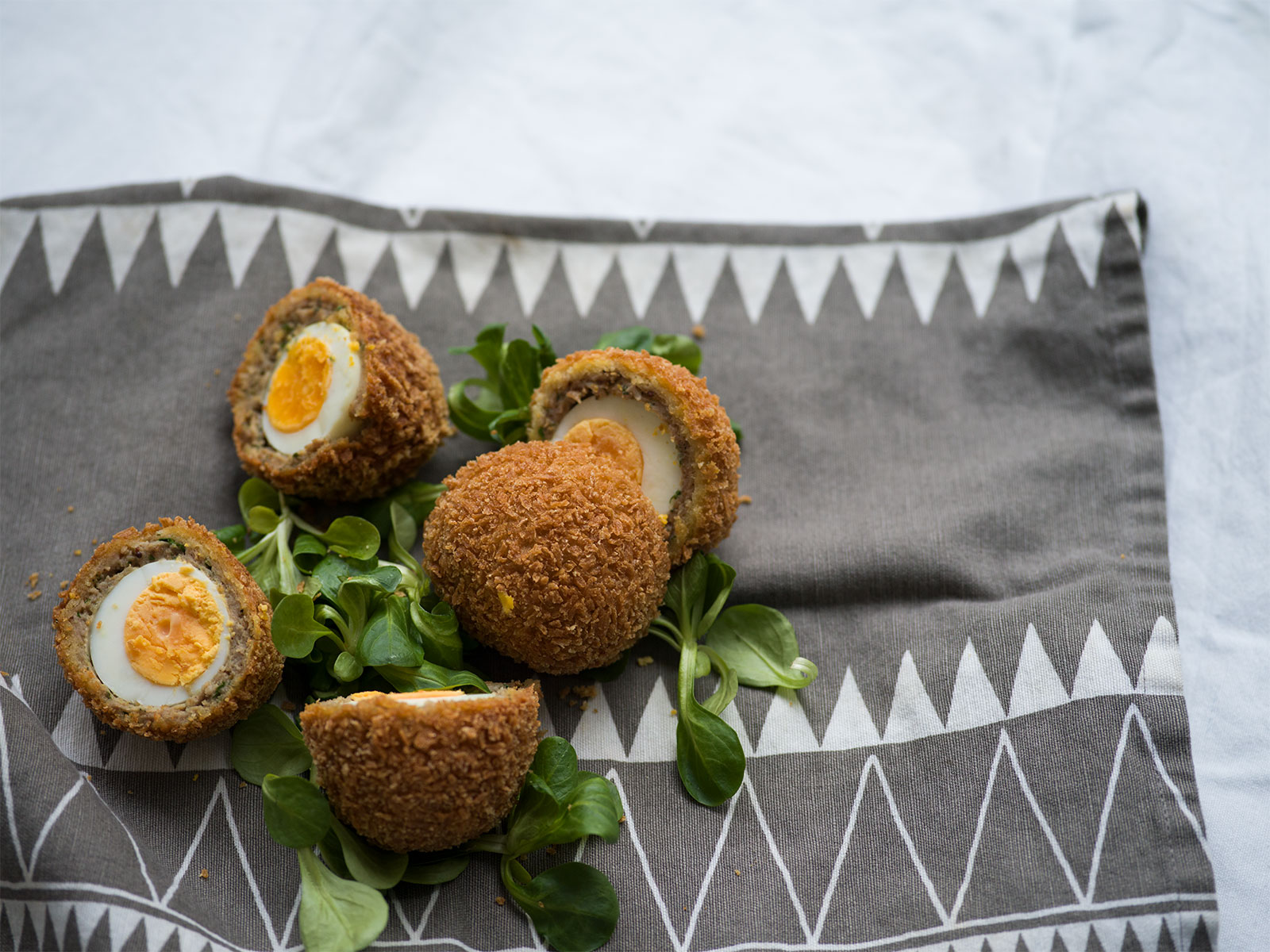 Scotch Eggs - Perfectly Portable
