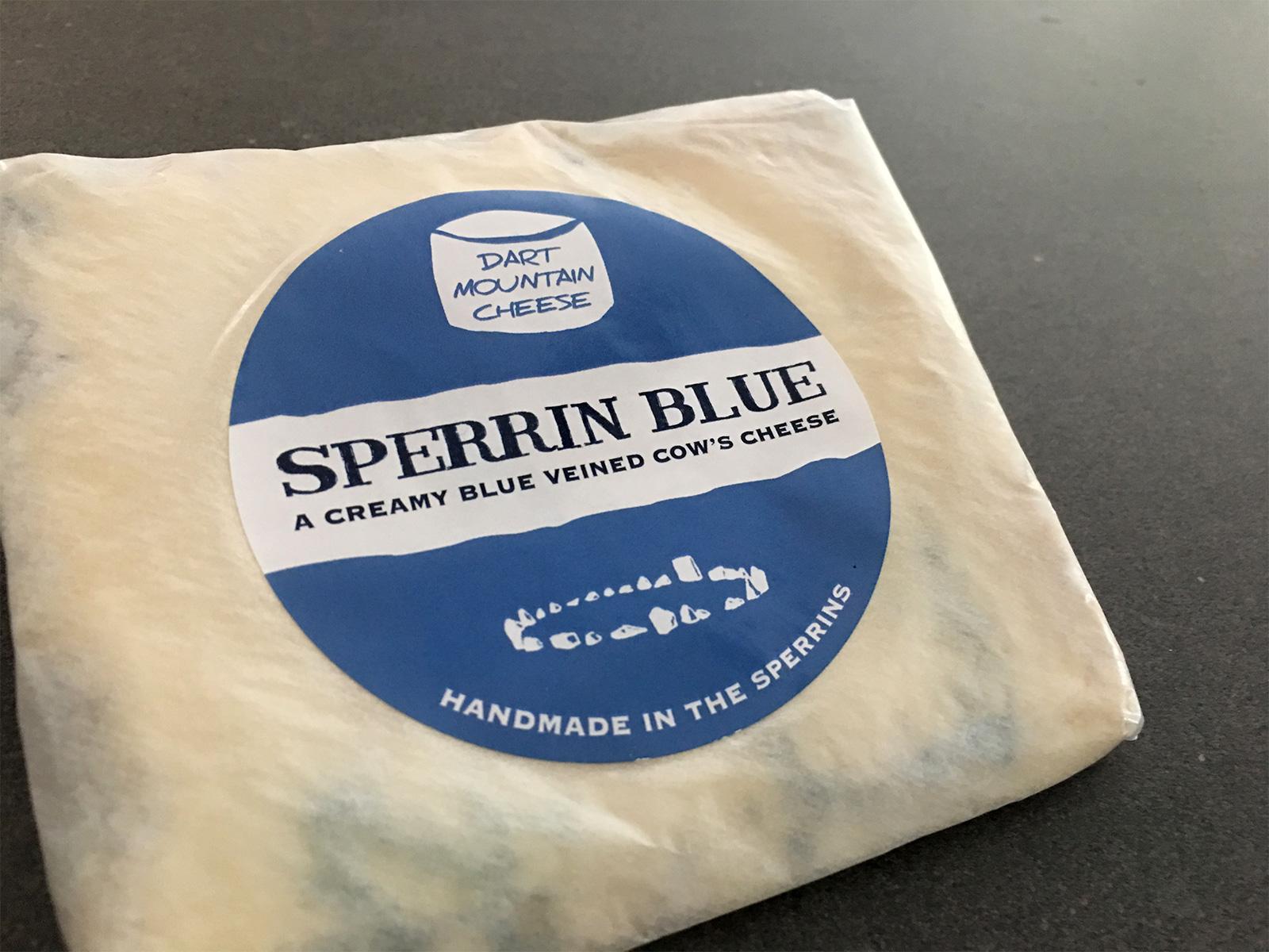 sperrin blue