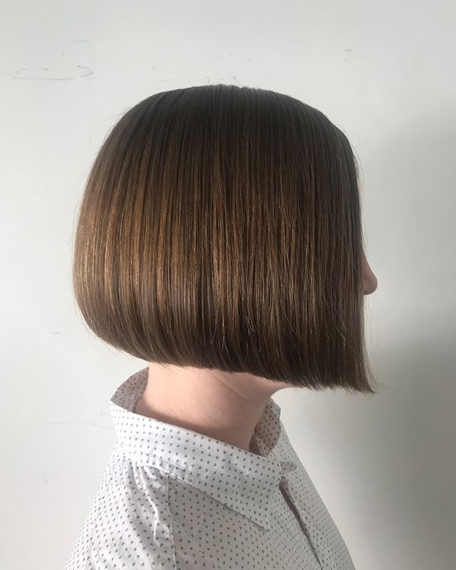 @oscar.hair keeping it crisp and clean with this perfect bob 🙌✨ #sfhair #sfsalon #sfstyle #oribe #randco