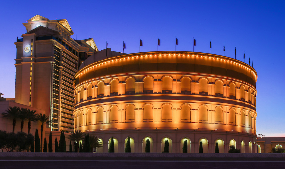 Caesars Palace Colosseum