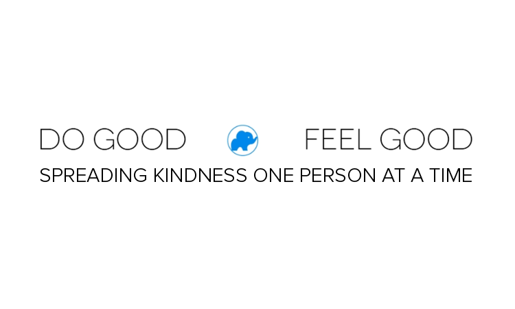 Design &Typography: Daily Do Good. Tagline and graphic elements for daily newsletter with news of DC-area nonprofits.