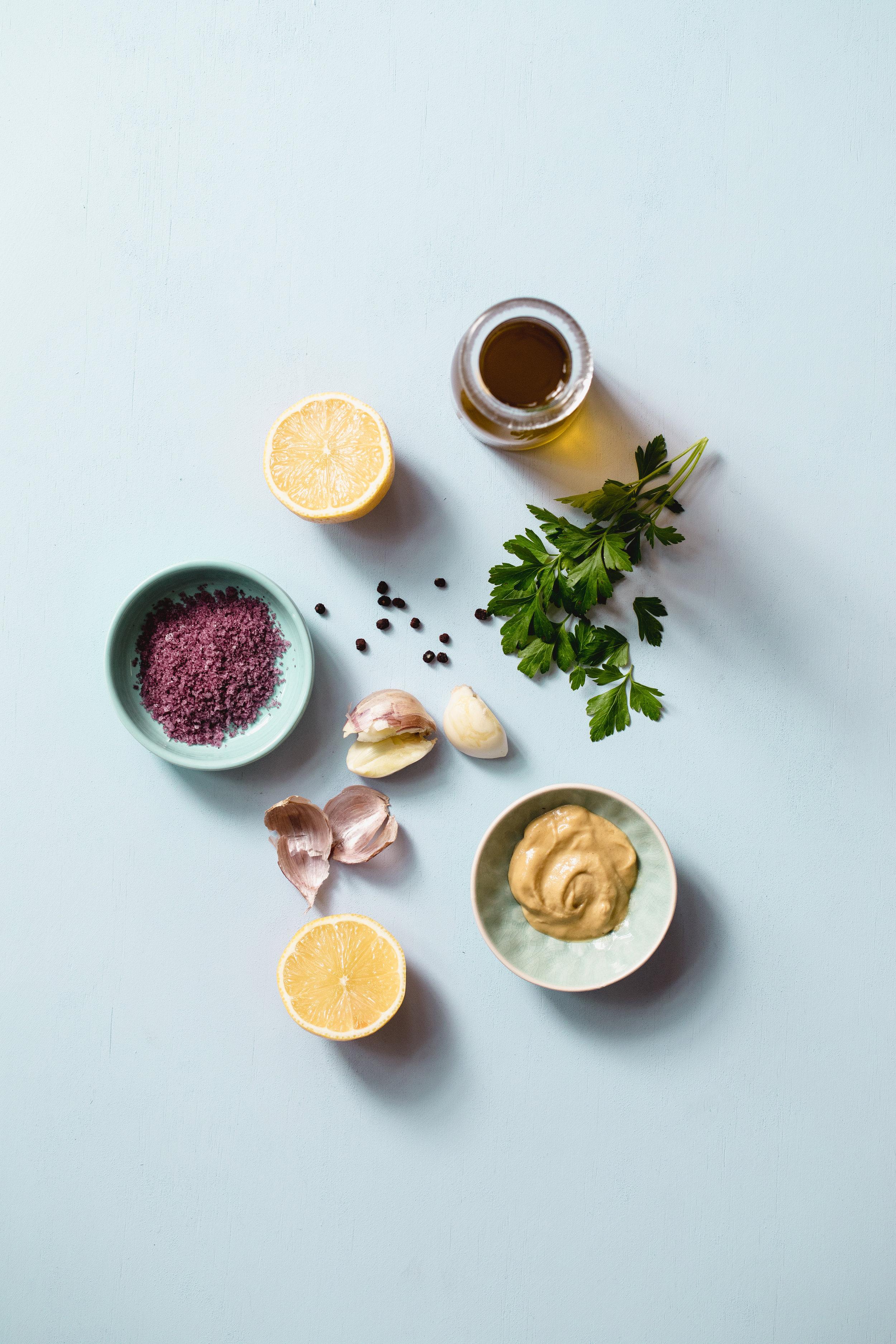 Marinades & Salad Dressings