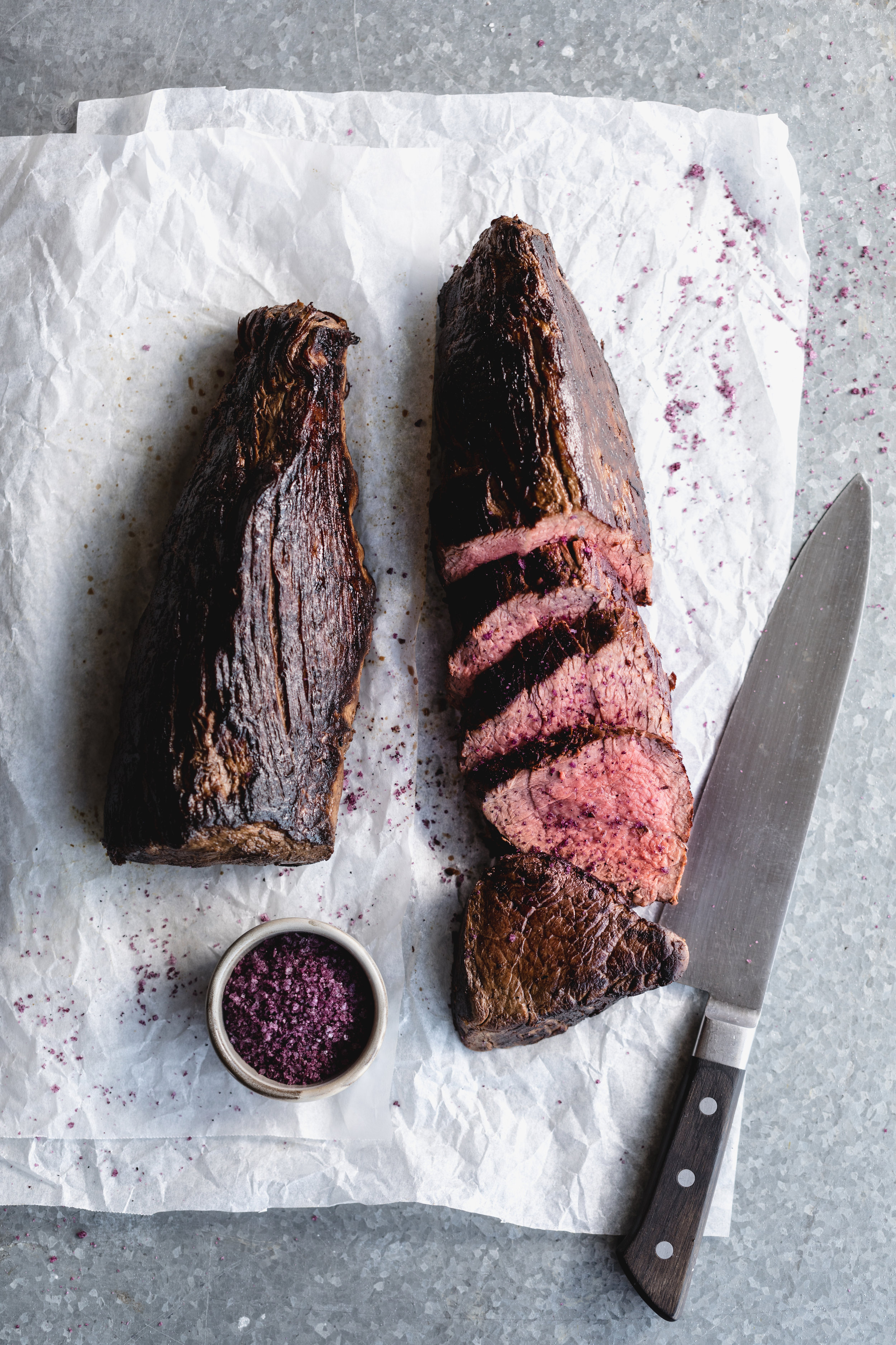 Fillet of Beef with Pepper Berry