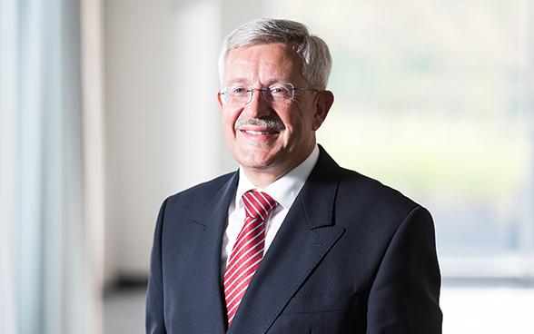 Ambassador of Switzerland to the United States Martin Dahinden