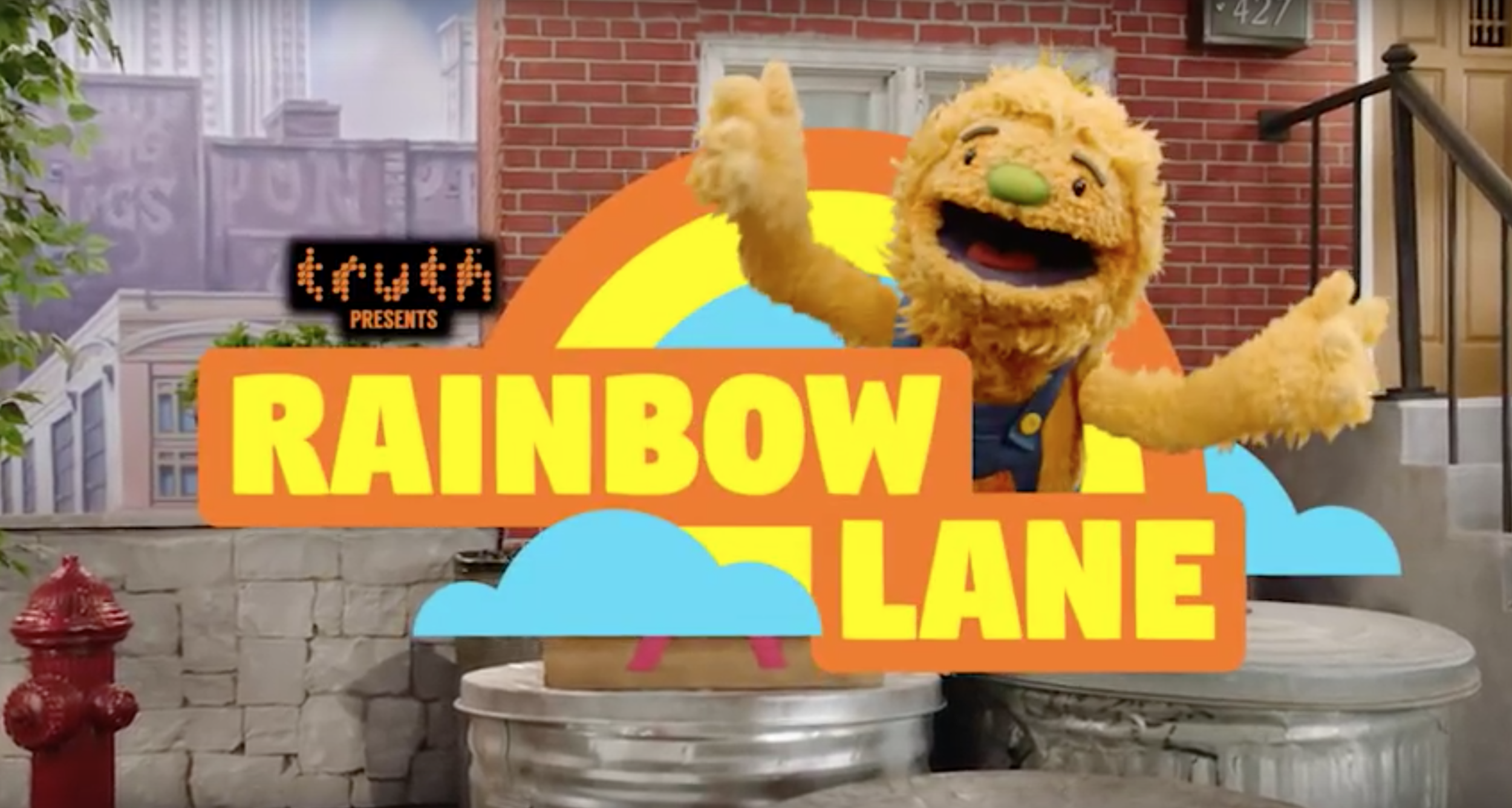 Rainbow Lane - Truth Campaign - Adult Swim