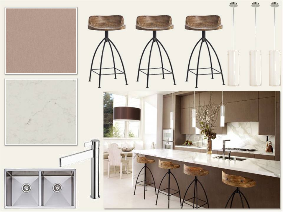 Concept Board - Kitchen
