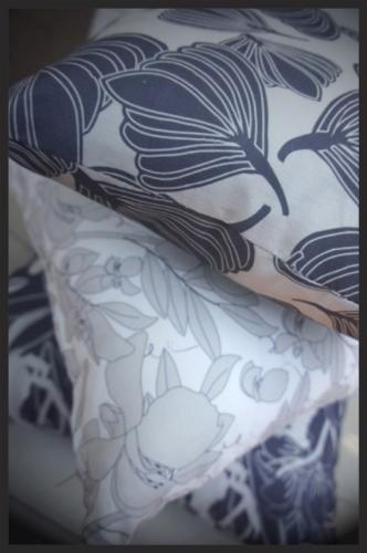McAlister St Evening Blue Fabrics