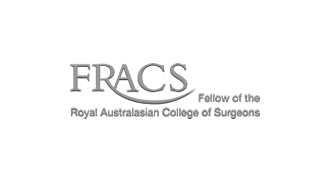 FRACS Fellow of the Royal Australasian College of Surgeons