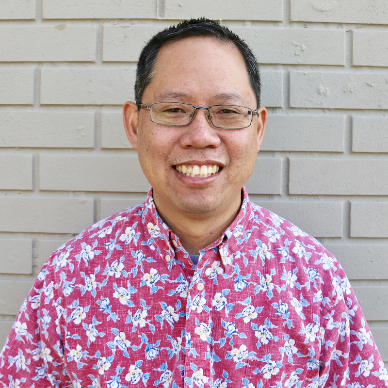 Pastor Warren Chun