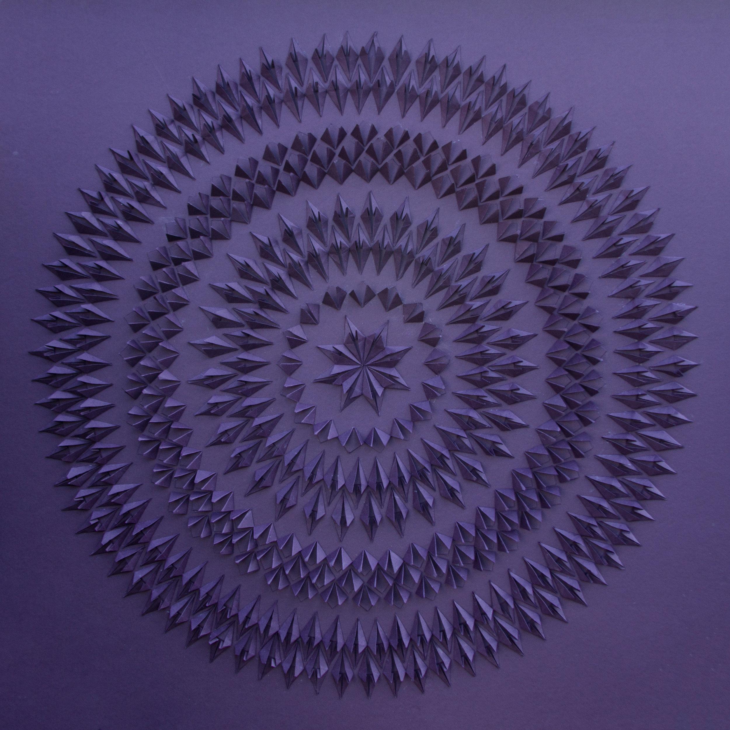 noche violeta