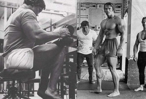 Photos courtesy of the Golden Era of Bodybuilding