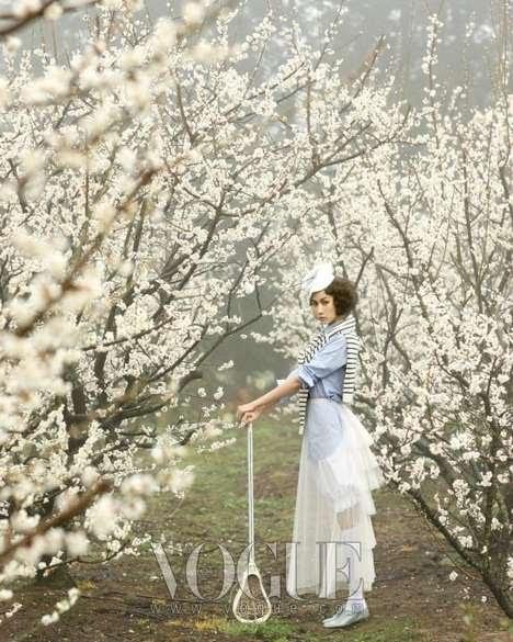 vogue spring