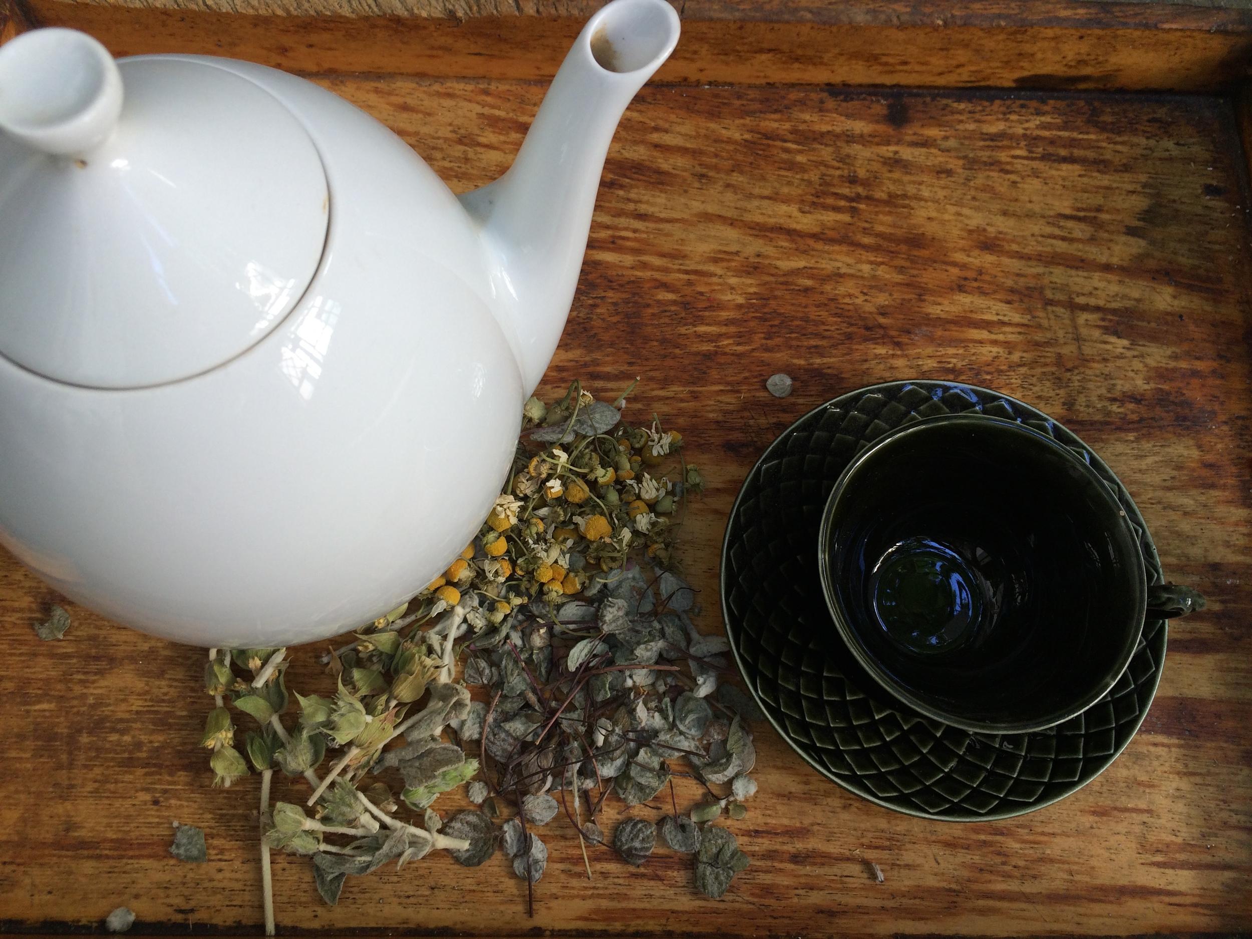 Greek Tea