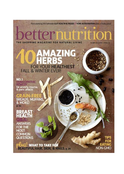 Better Nutrition October 2015