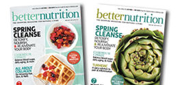 Better Nutrition March 2016 Spring CLeanse