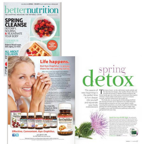 Holistic Detoxification by Dr.Michele Burklund