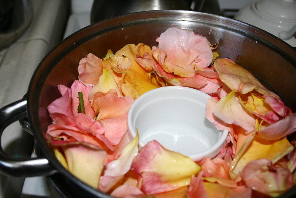 rosewater.steamedpetals.JPG
