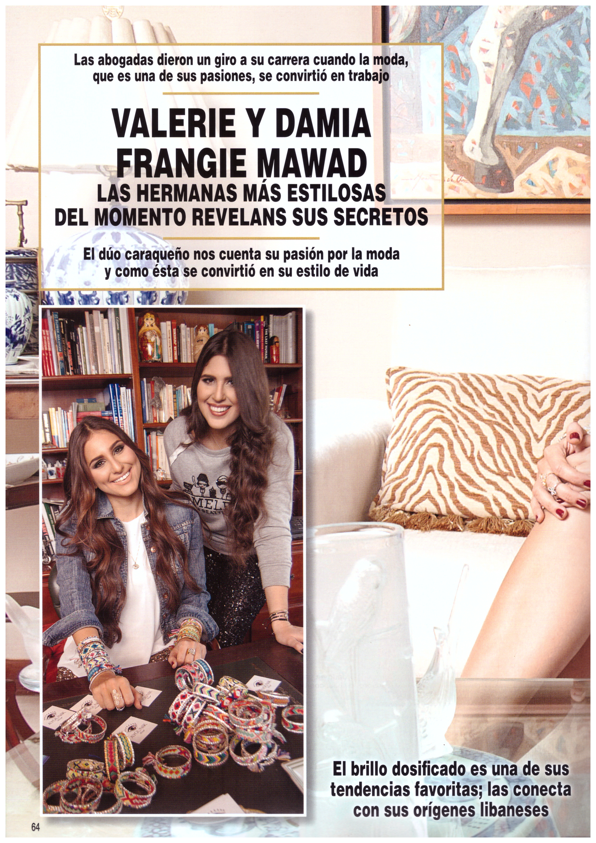 """HELLO!/HOLA!"" 2 Magazine. September 2017. Venezuela"