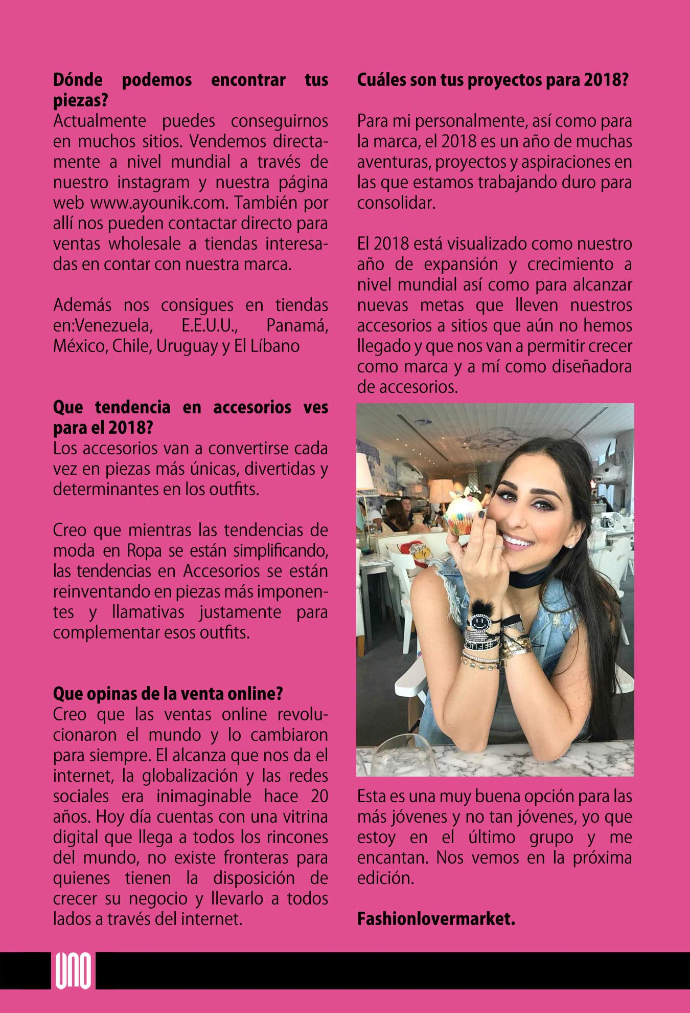 FASHION LOVER MARKET MAGAZINE, DEC 2017 2/2