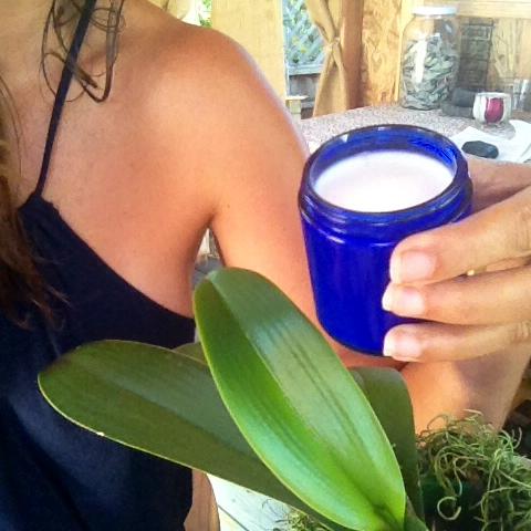 Sacred Earth Remedies Handmade Cream