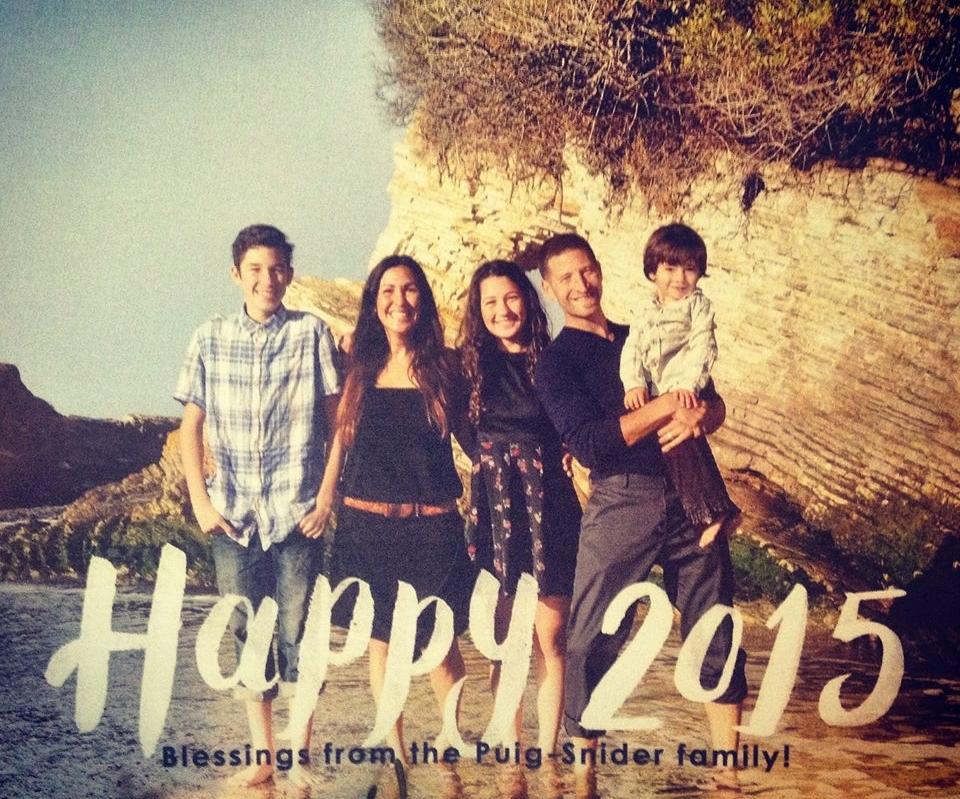 Gratitude for 2015
