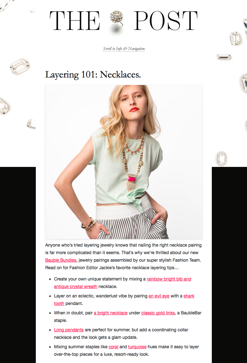 Layering 101-Necklaces. | The Post (20140716).jpg