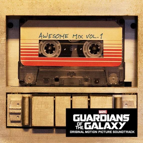 Image © Marvel Studios//Soundtrack available on  Amazon