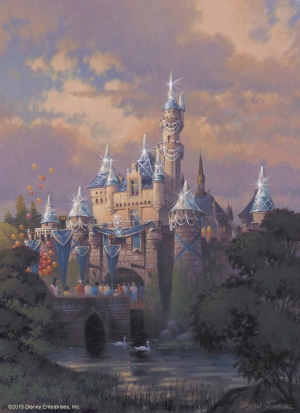 DLR 60 - Sleeping Beauty Castle - Sparks of Magic.jpg