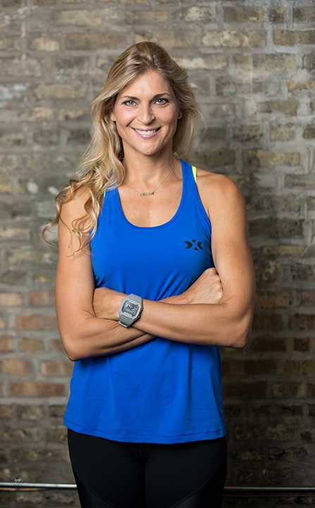 Gabby Reece – Image courtesy 24 Hour Fitness