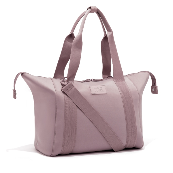 Image via Dagne Dover - The Landon Carryall - comes in 3 sizes and four main colors (availability varies)