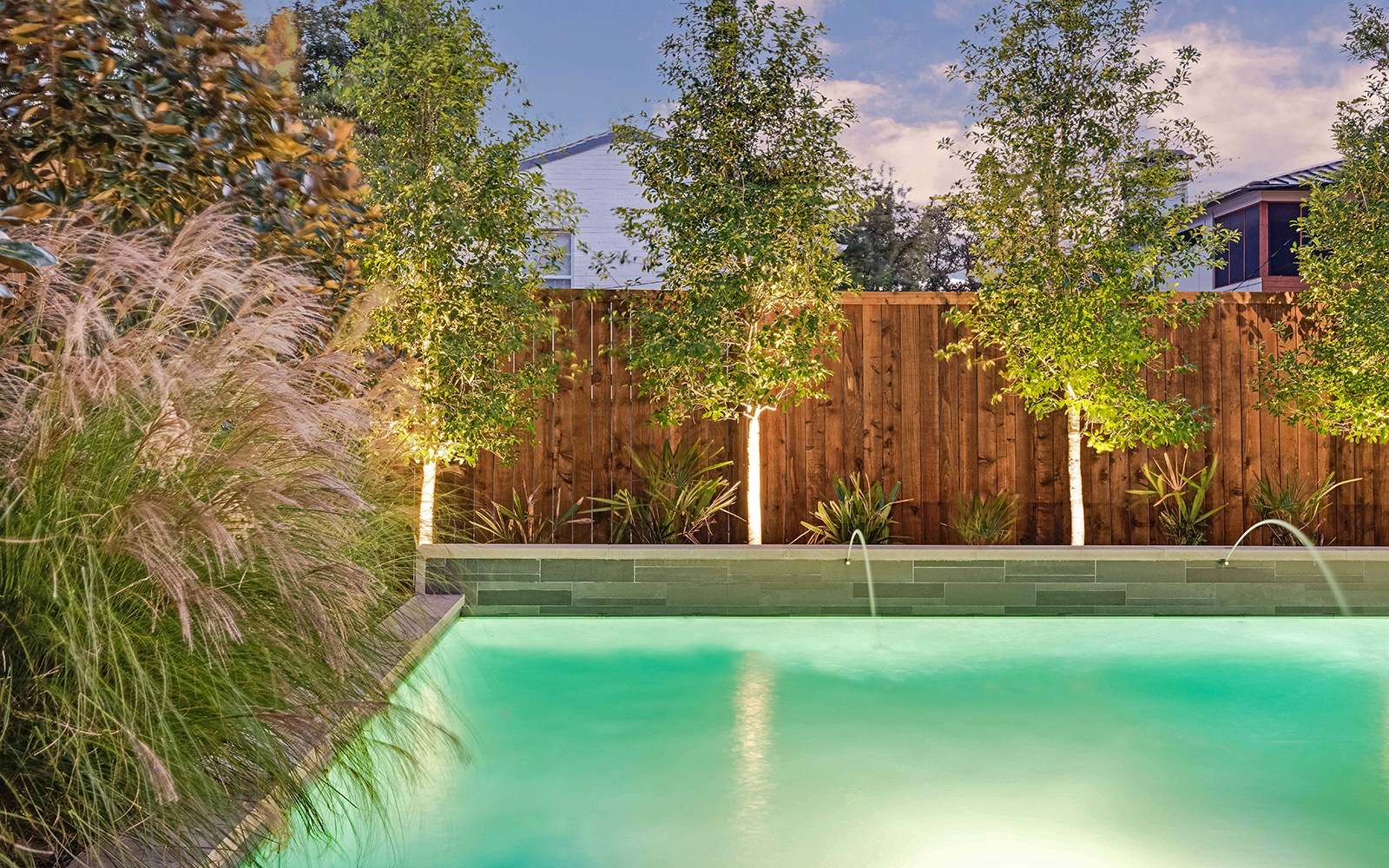 sunnyland-modern-pool-terrace-planting-night.jpg