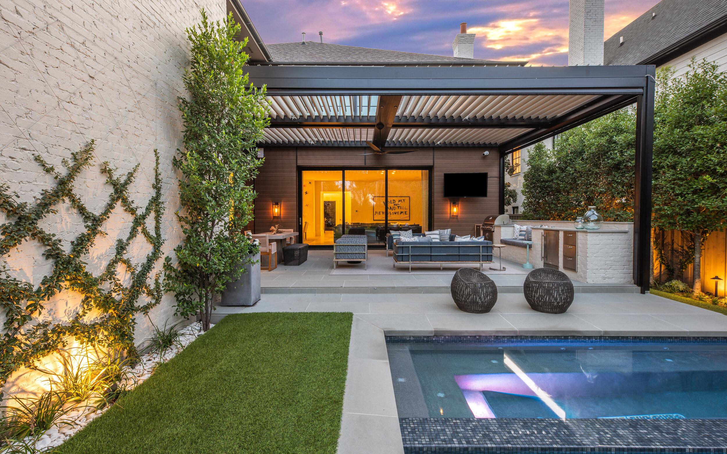Dallas Landscape Architect Ddla Design